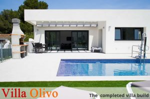 Javea holiday villa for disabled with access for wheelchairs
