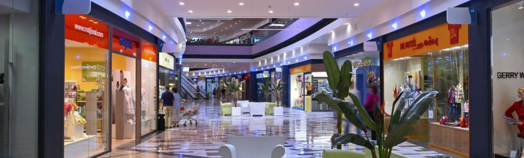 Denia Shopping Centre