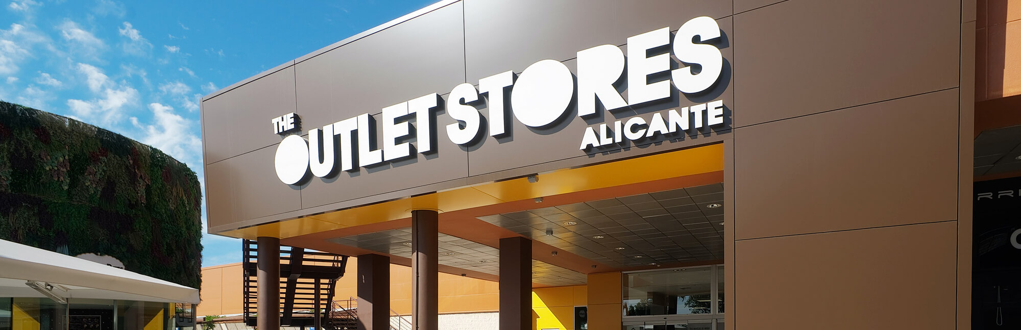 The Outlet Stores in Alicante