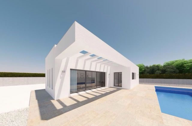 Wheelchair accessible villa in Javea Spain